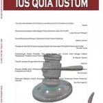 Jurnal Hukum No. 3 Volume 20 Juli 2013