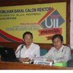 Pemilu Balon Rektor UII 2014/2018