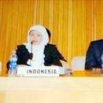 Doktor Sri Wartini Utusan Konferensi Lingkungan di Ethiophia