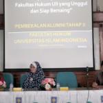 Pembekalan Alumni Fakultas Hukum FH UII