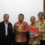 Dekan FH UII Terima Kunjungan FH UNTAG Semarang