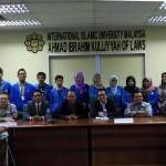 Experience of Student exchange UII-IIUM (2015)