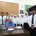 Ralat Jadwal Ujian Pendadaran Gelombang 2 Periode 3 Tahun Akademik Tahun Akademik 2016/2017 Program Studi S1 Ilmu Hukum